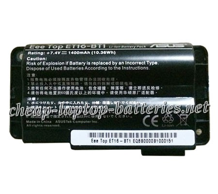 10.36Wh Asus Eee Top et16-bt1 Laptop Battery