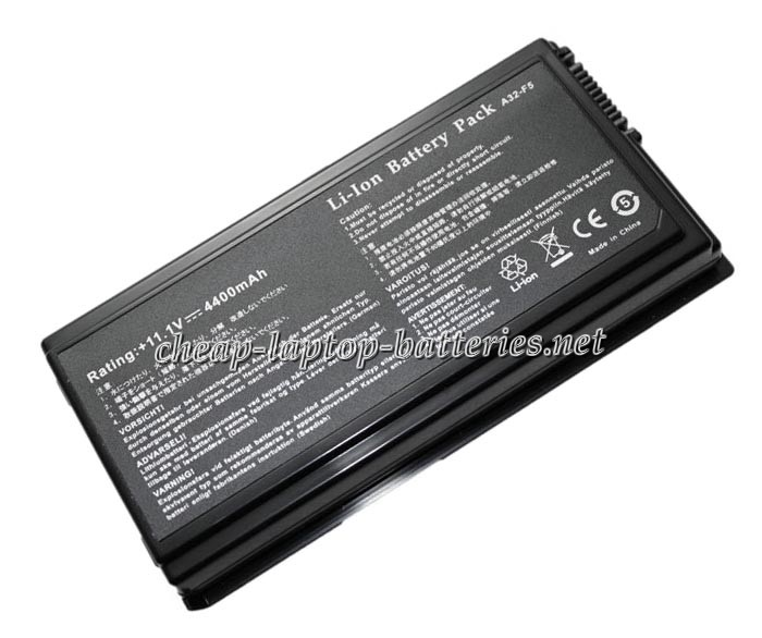 4400mAh Asus f5r Laptop Battery
