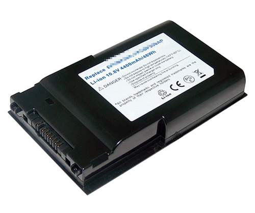 4400mAh Fujitsu Lifebook th700 Laptop Battery