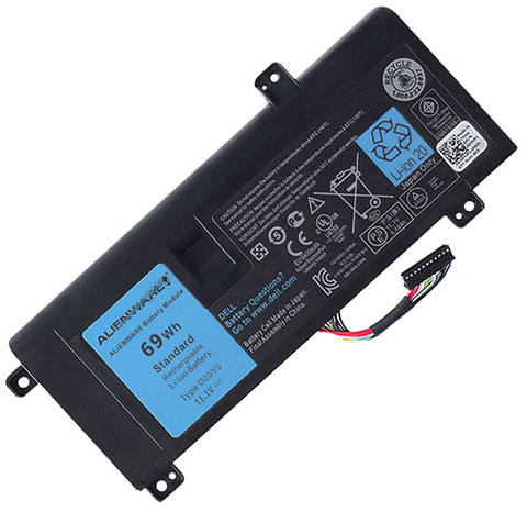 69Wh Dell go5yj Laptop Battery