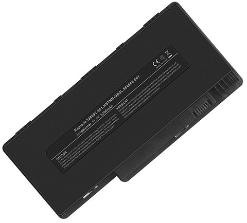 5200mAh Hp Pavilion dm3-1108ax Laptop Battery