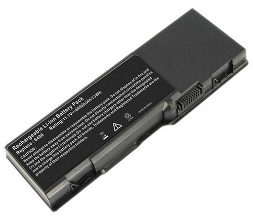 7800mAh Dell 312-0349 Laptop Battery