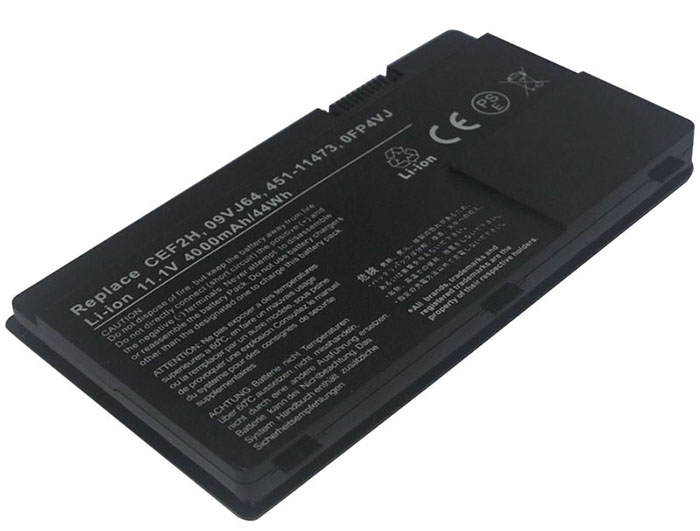 3600mAh Dell cef2h Laptop Battery