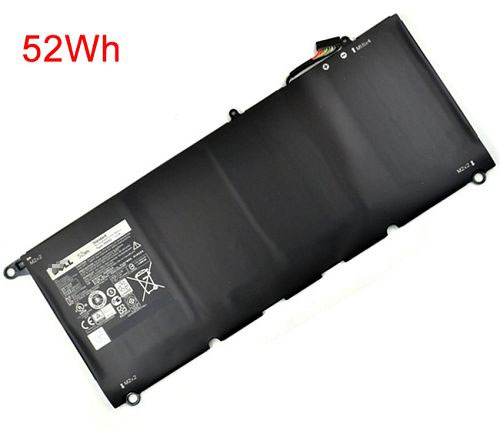 52Wh Dell Xps 13d-9343-350 Laptop Battery