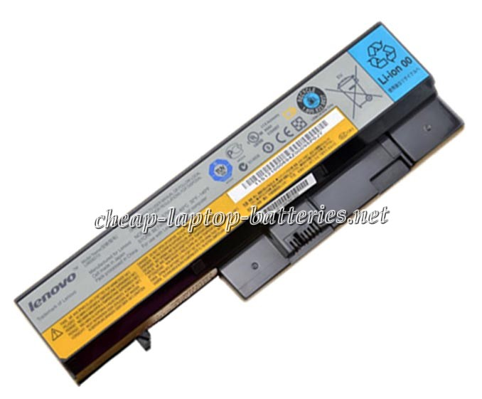 5.2Ah Lenovo l08s6d12 Laptop Battery