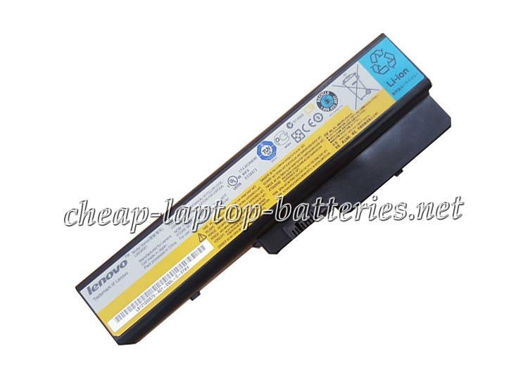 57Wh Lenovo Ideapad y430-278184u Laptop Battery