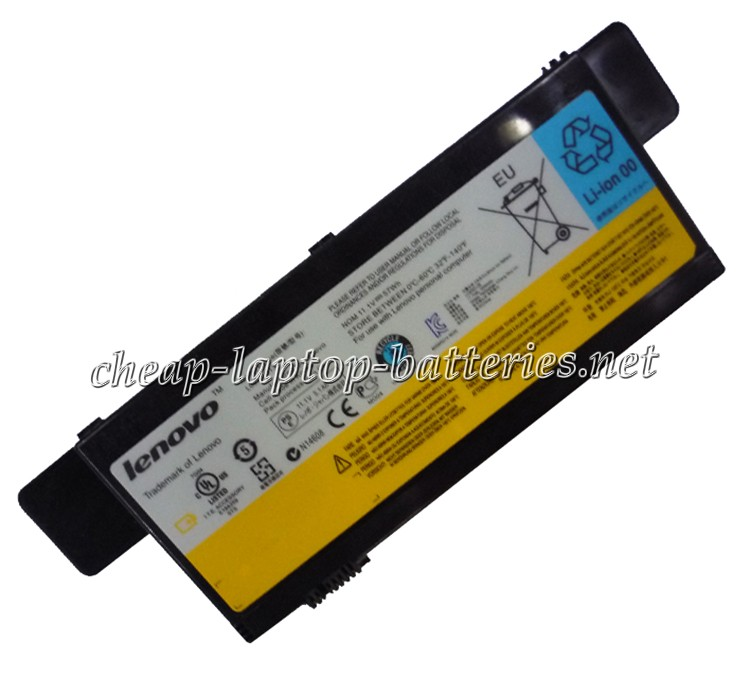 57Wh Lenovo Ideapad u150-6909hgj Laptop Battery