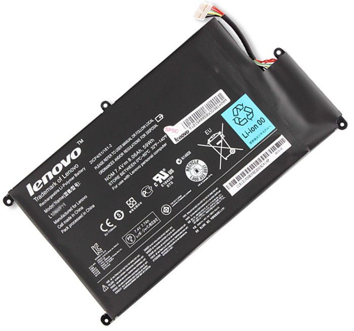 8060mAh Lenovo Ideapad u410-Ifi Laptop Battery