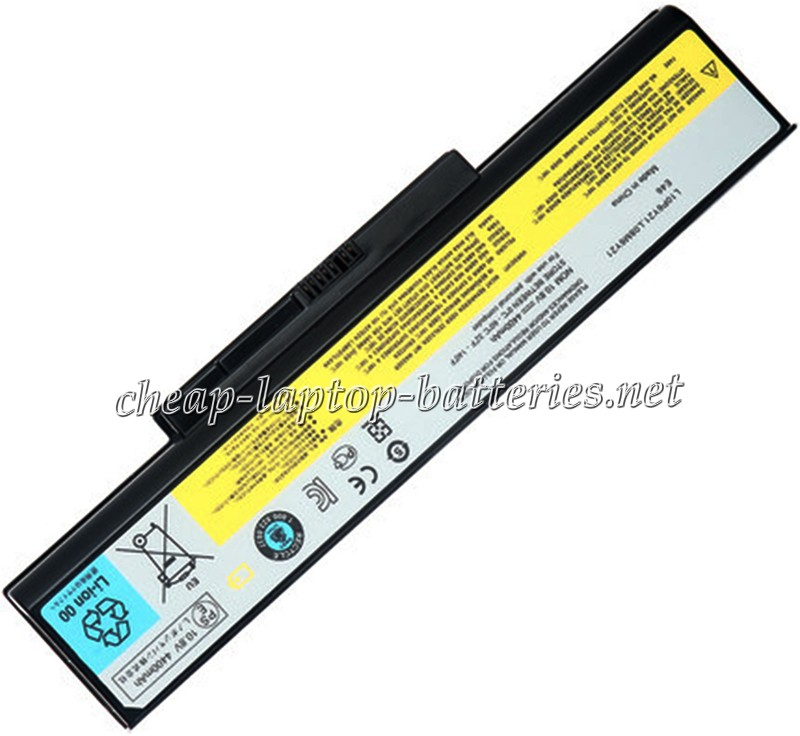 4400mAh Lenovo k43s Laptop Battery
