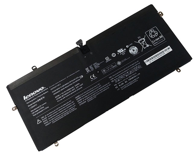 7400 mAh  Lenovo y50-70 Laptop Battery