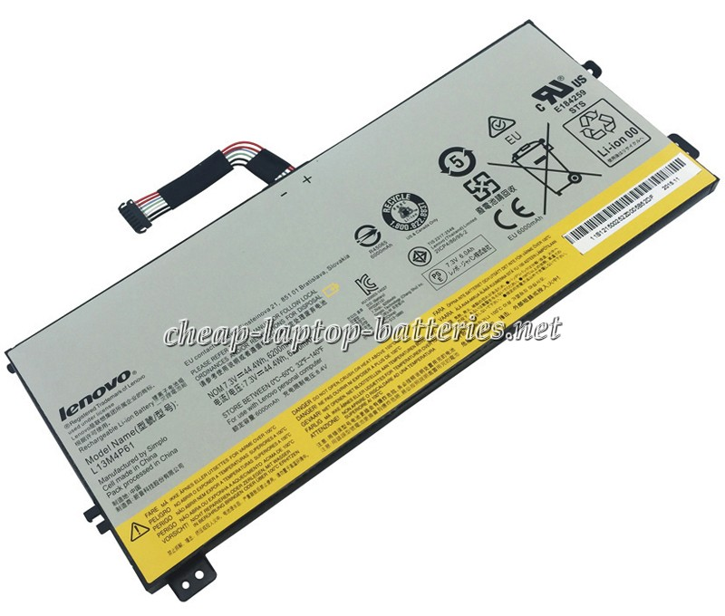 44.4Wh Lenovo l13l4p61 Laptop Battery