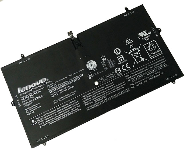 44Wh Lenovo Yoga 3 Pro-i5y71 Laptop Battery
