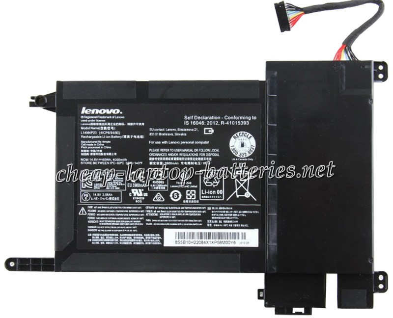 60Wh Lenovo l14m4p23 Laptop Battery