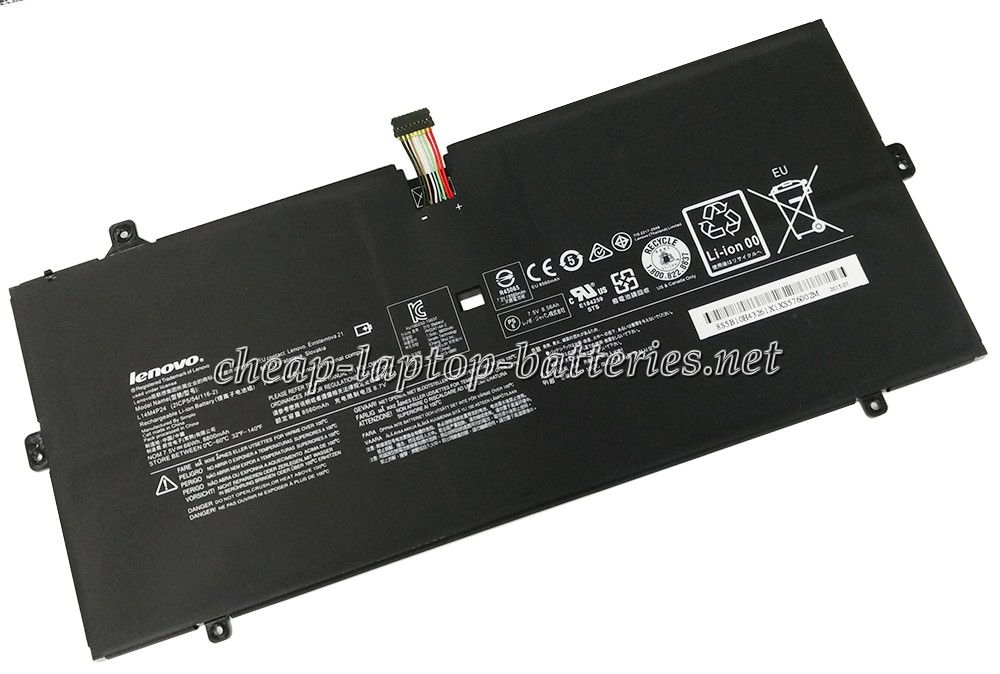 66Wh Lenovo Yoga 900-Ise Laptop Battery