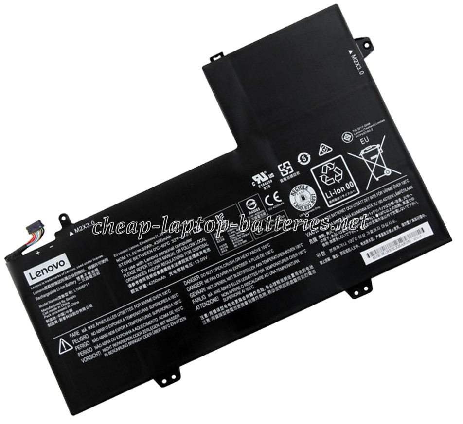 50Wh Lenovo Ideapad 700s-14isk Laptop Battery