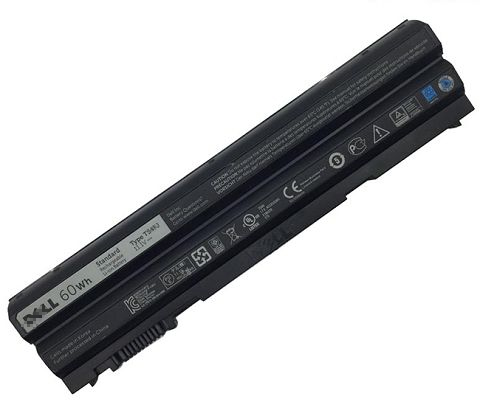 60Wh Dell n3x1d Laptop Battery