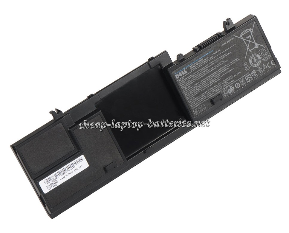 3600 mAh Dell jg166 Laptop Battery