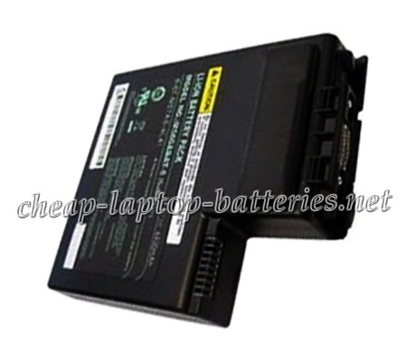 4400mAh Clevo m560u Laptop Battery