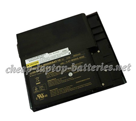 6600mAh Clevo m590 Laptop Battery