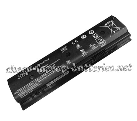 5200mAh Hp Envy dv6-7250ec Laptop Battery