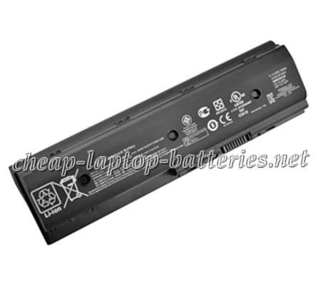 7800 mAh Hp Envy dv6-7250ec Laptop Battery
