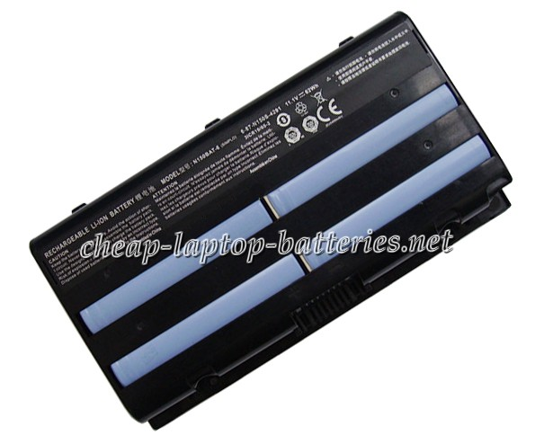 62Wh Clevo n170sd Series Laptop Battery