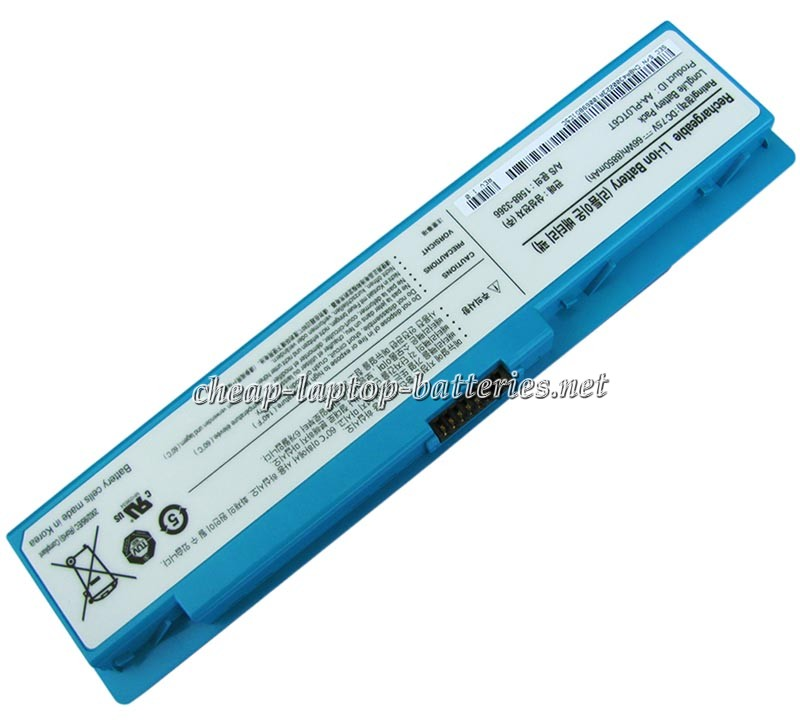 7800mAh Samsung Nt-x170-pa53y Laptop Battery