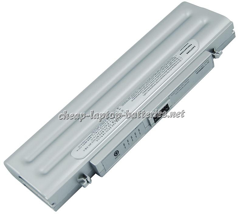7800mAh Samsung Np-x25 Xvm 1600 Laptop Battery