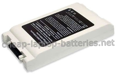 4400mAh Toshiba Portege 4005 Laptop Battery