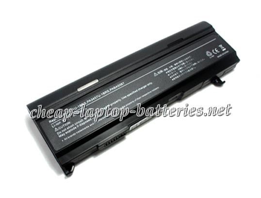 4400mAh Toshiba Satellite m70-190 Laptop Battery
