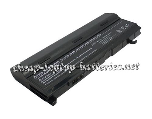 8800mAh Toshiba Satellite a100-761 Laptop Battery