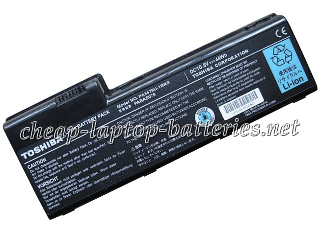 44Wh Toshiba pa3479u1brs Laptop Battery