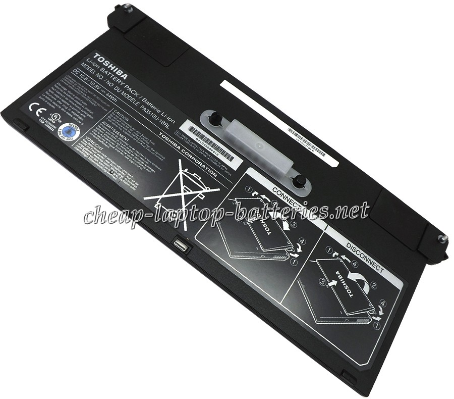 44Wh Toshiba Portege m400-100 Laptop Battery