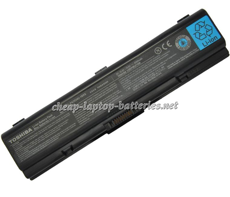 4000mAh Toshiba Satellite Pro l500-1rg Laptop Battery