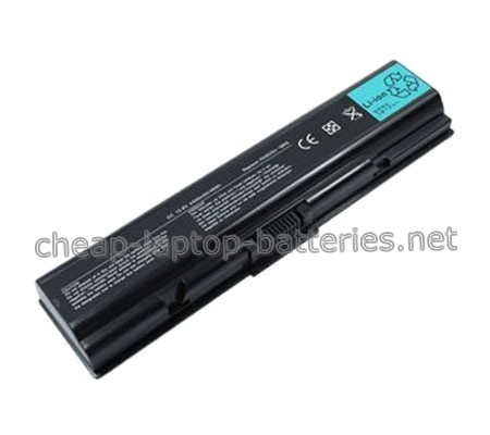 4400mAh Toshiba Satellite Pro l300-29g Laptop Battery