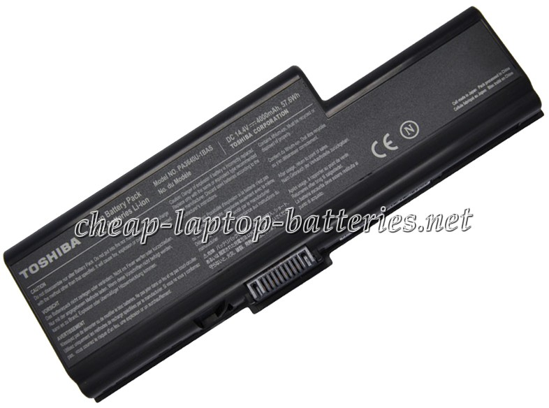 4000mAh Toshiba Qosmio f50-01u Laptop Battery