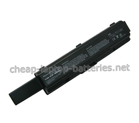 6600mAh Toshiba Satellite Pro l500-1rg Laptop Battery