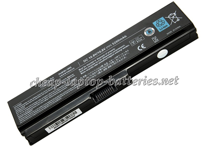 4400mAh Toshiba Portege m802 Laptop Battery