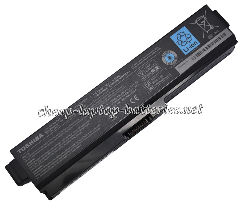 92Wh Toshiba Satellite a665-s6081 Laptop Battery