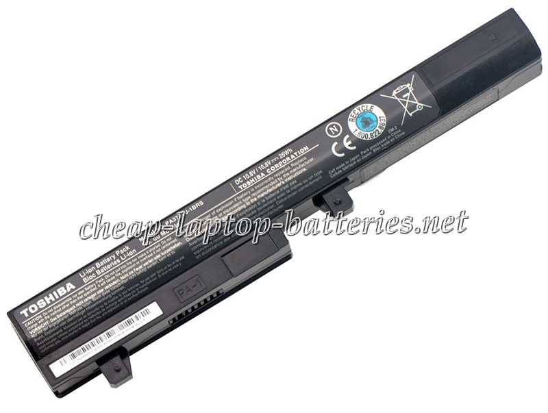 25Wh Toshiba Dynabook Ux/24jbl Laptop Battery