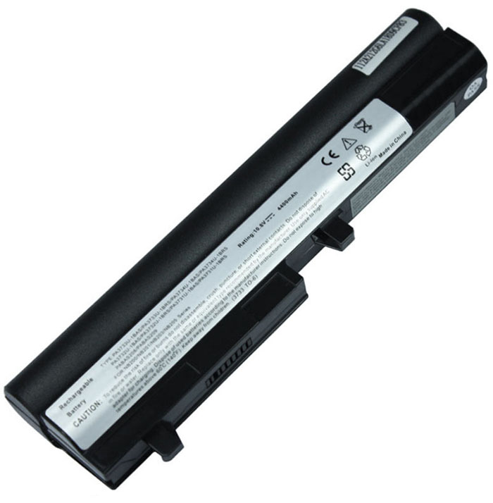 4400mAh Toshiba Dynabook Ux/24jbl Laptop Battery