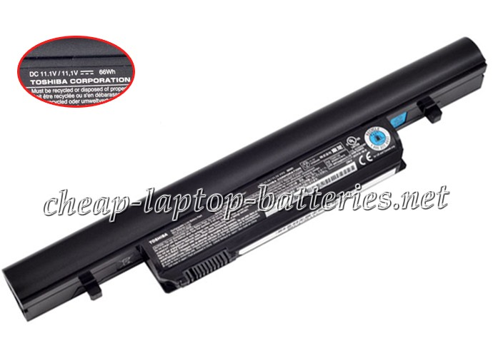 66Wh Toshiba Satellite r850 -13k Laptop Battery