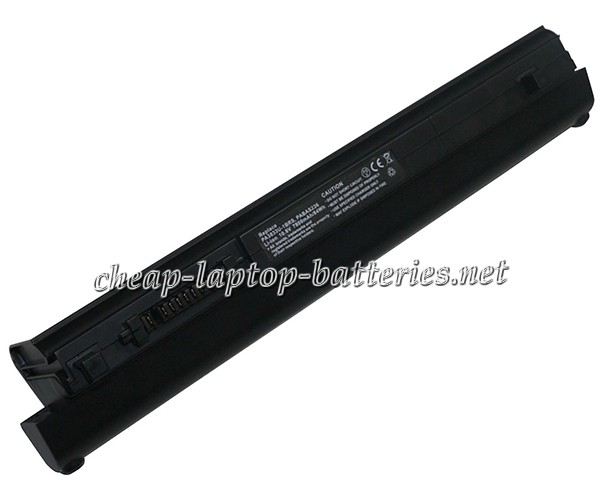 7200mAh Toshiba Portege r700-1f6 Laptop Battery