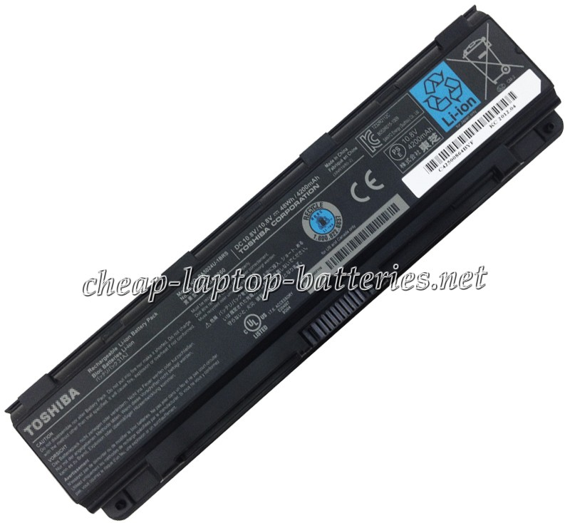 48Wh Toshiba Dynabook Satellite b352/w2jg Laptop Battery