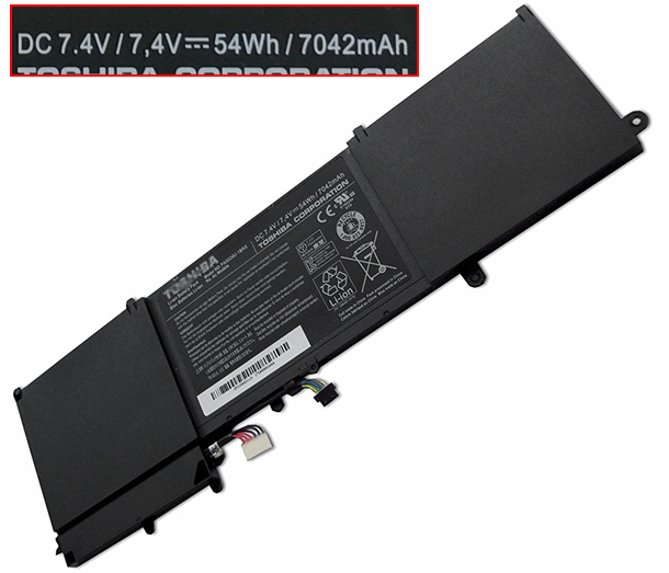54Wh Toshiba Satellite u845-s406 Laptop Battery