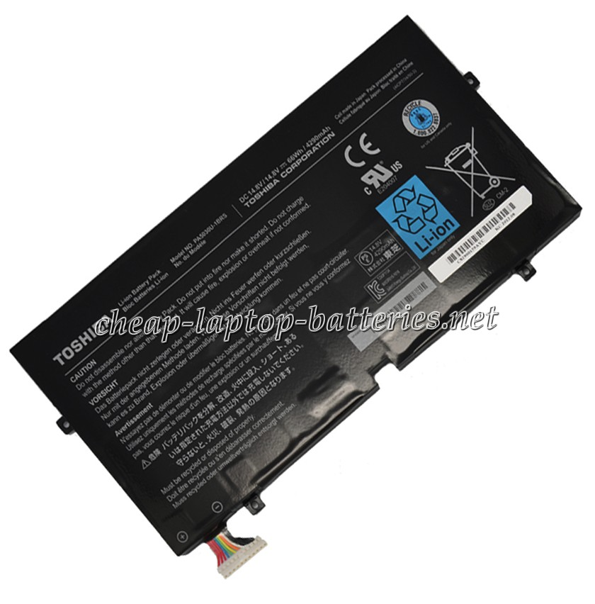 66Wh Toshiba pa5030u Laptop Battery