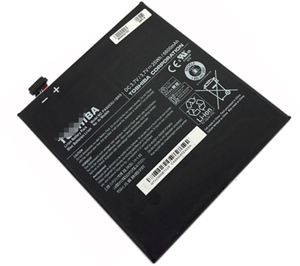 25Wh Toshiba Excite 10 Laptop Battery
