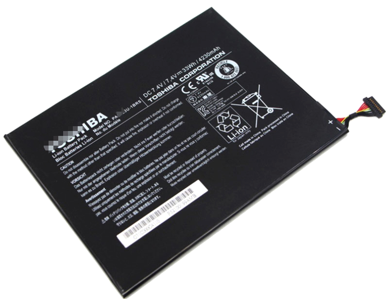 33Wh Toshiba pa5123u-1brs Laptop Battery
