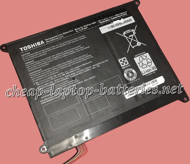 36Wh Toshiba pa5214u-1brs Laptop Battery