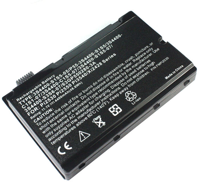5200mAh Uniwill 3s4400-g1l3-05 Laptop Battery